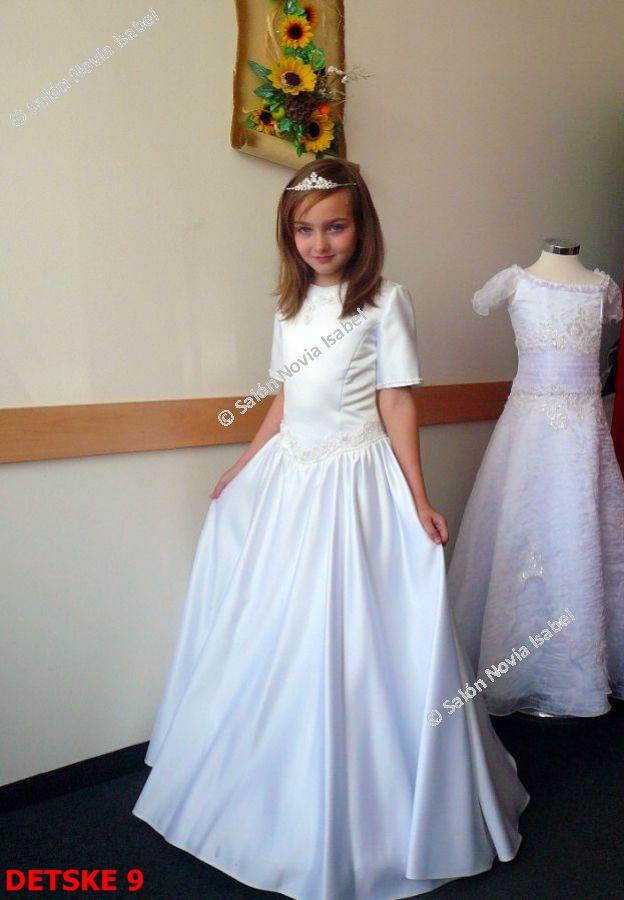 Detské šaty - Svadobný salón Bratislava - Novia Isabel e0167efb0f0